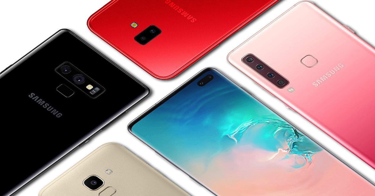 móviles samsung en oferta en el prime day amazon