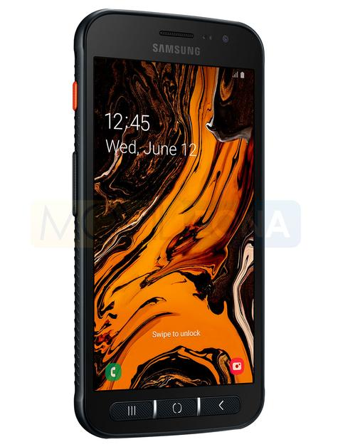 Samsung Galaxy XCover 4s frontal