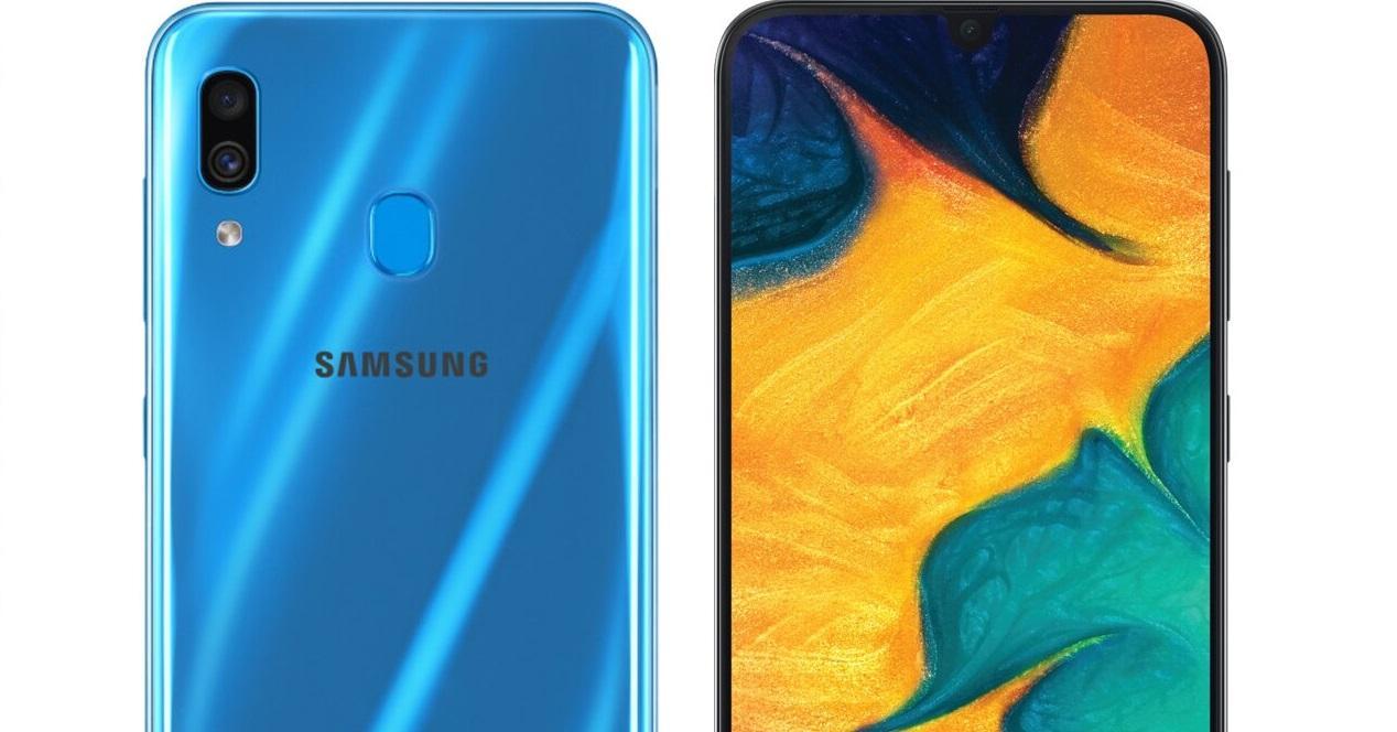 Samsung Galxy A30