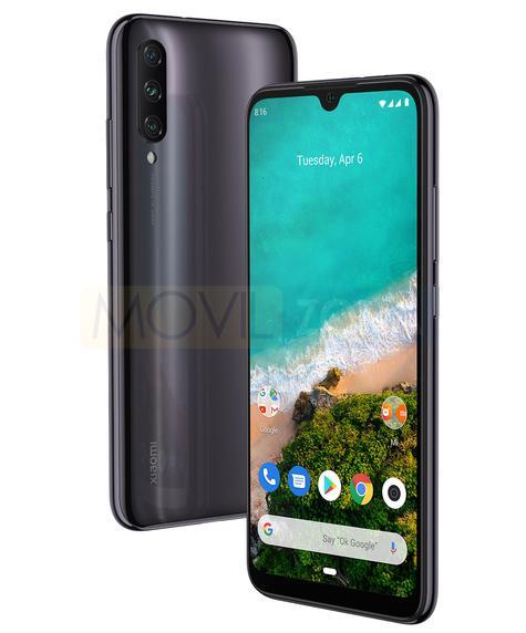 Xiaomi Mi A3 notch