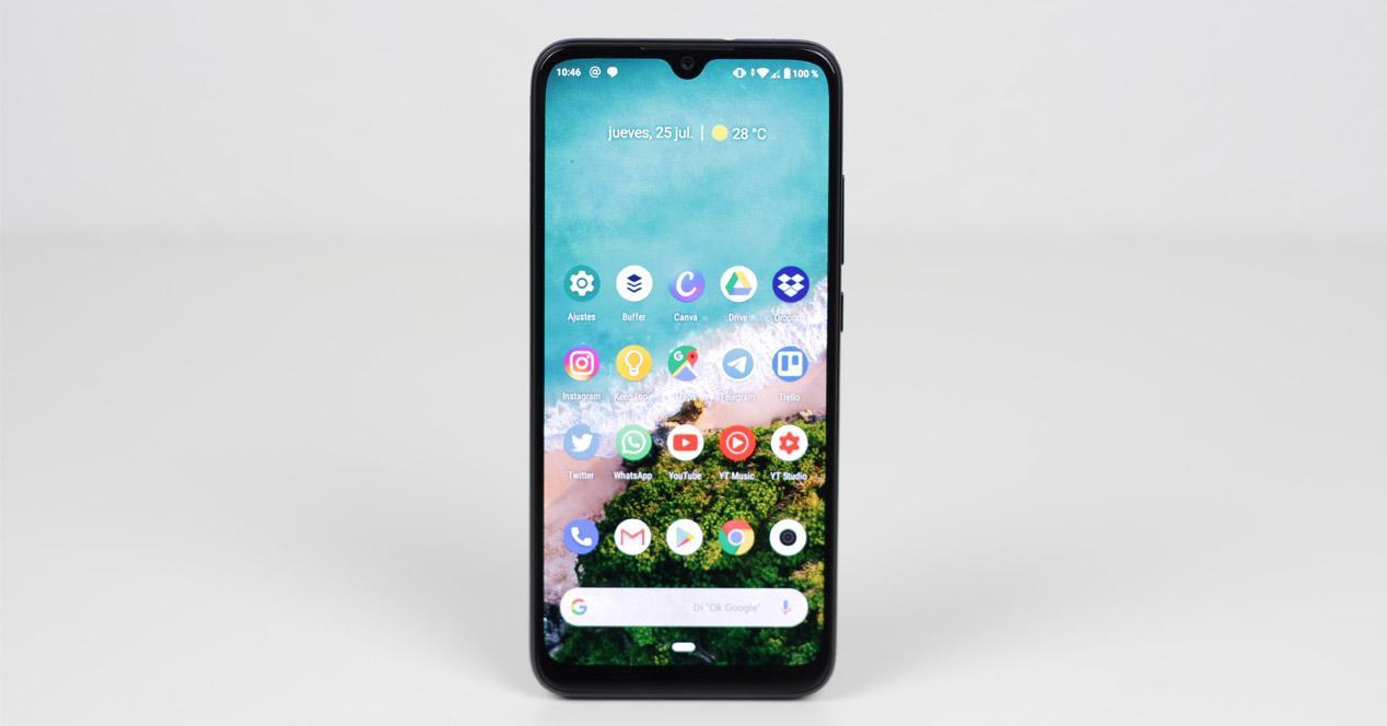 Teléfono Xiaomi Mi A3