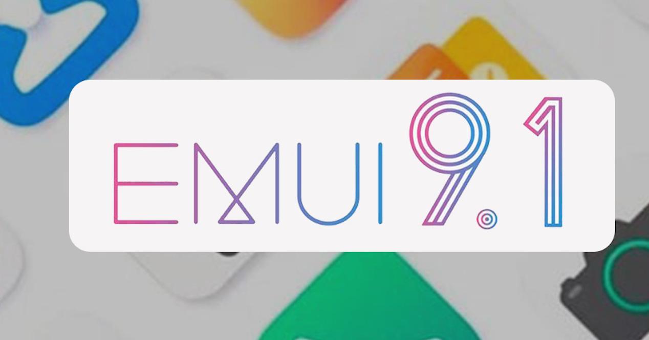 EMUI 9.1 logo