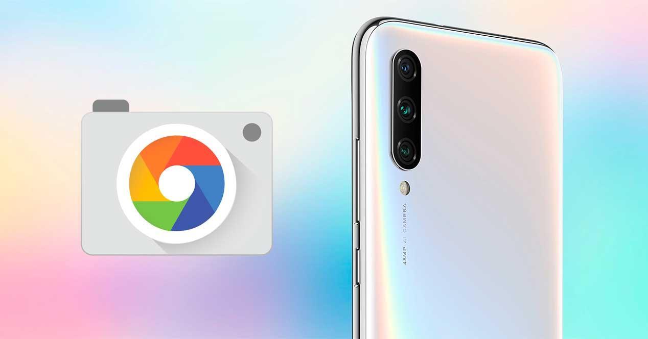 cámara de Google para el Xiaomi Mi A3
