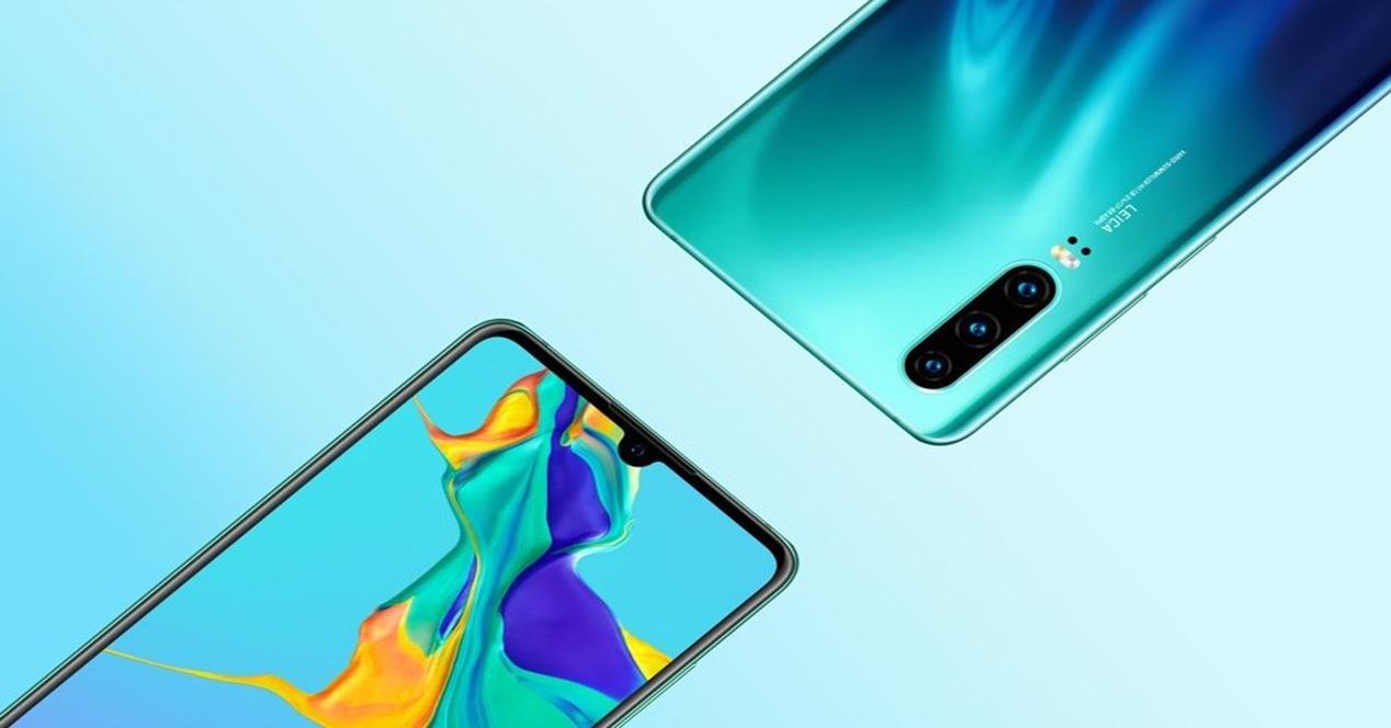 móviles huawei de oferta en el prime day de amazon