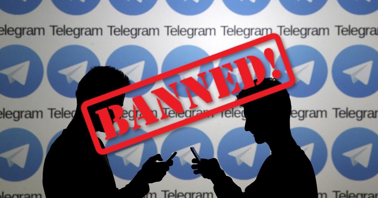 telegram baneo
