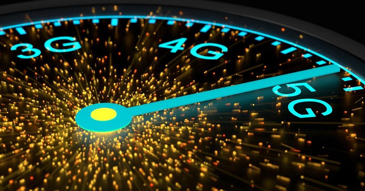 velocidad del 5G