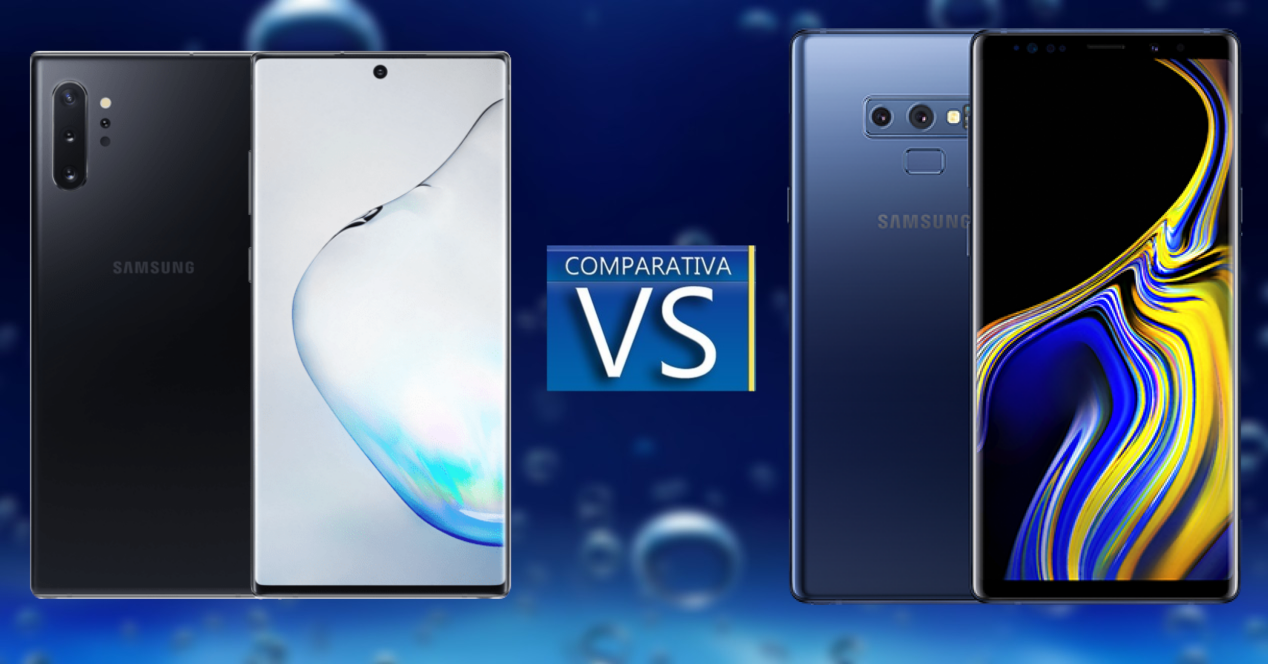 Galaxy Note 10 Plus vs Galaxy Note 9