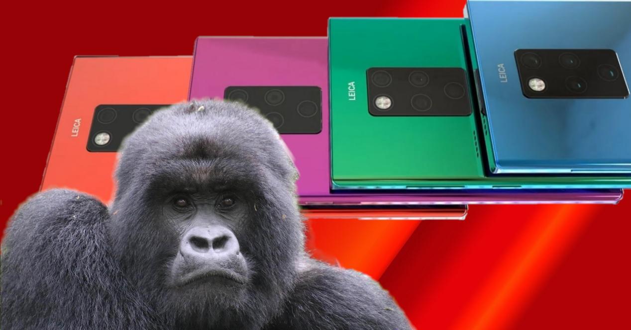 Huawei Mate 30 Gorila