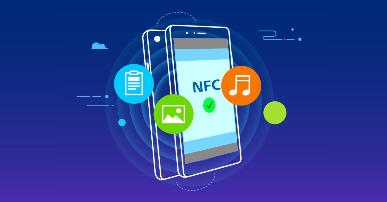 Huawei NFC