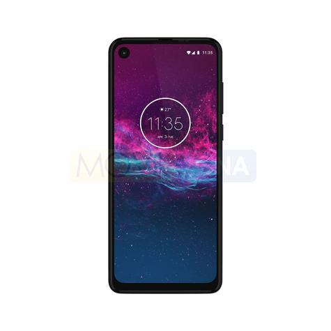 Motorola One Action frontal
