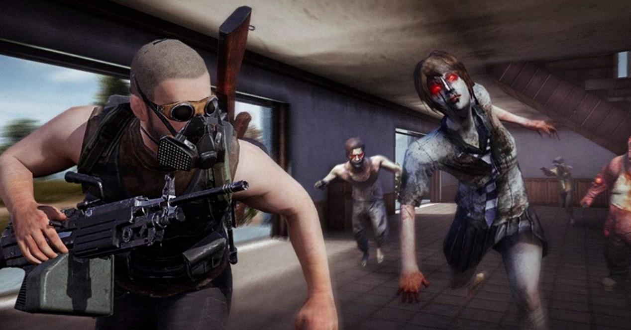 PUBG zombis