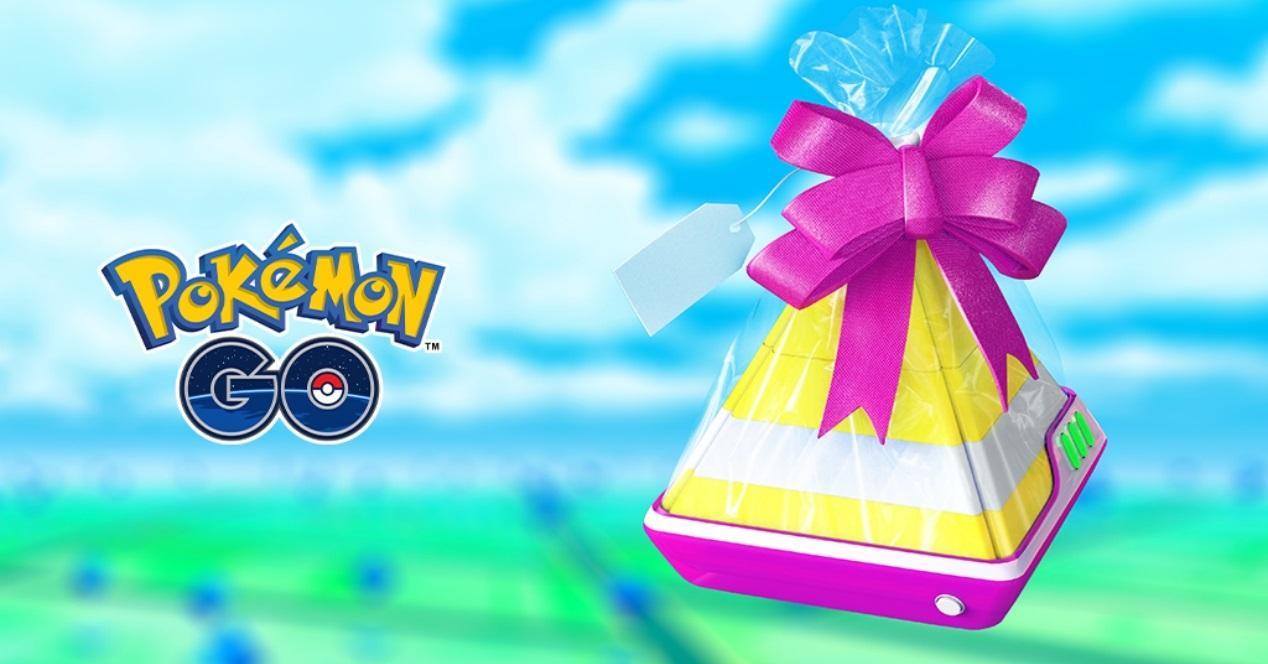 Pokémon Go evento regalos