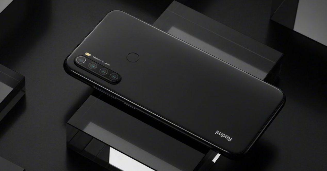 Redmi Note 8 negro