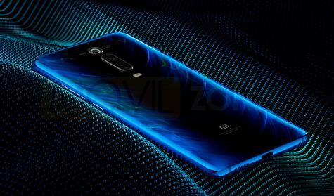 Xiaomi Mi 9T Pro azul