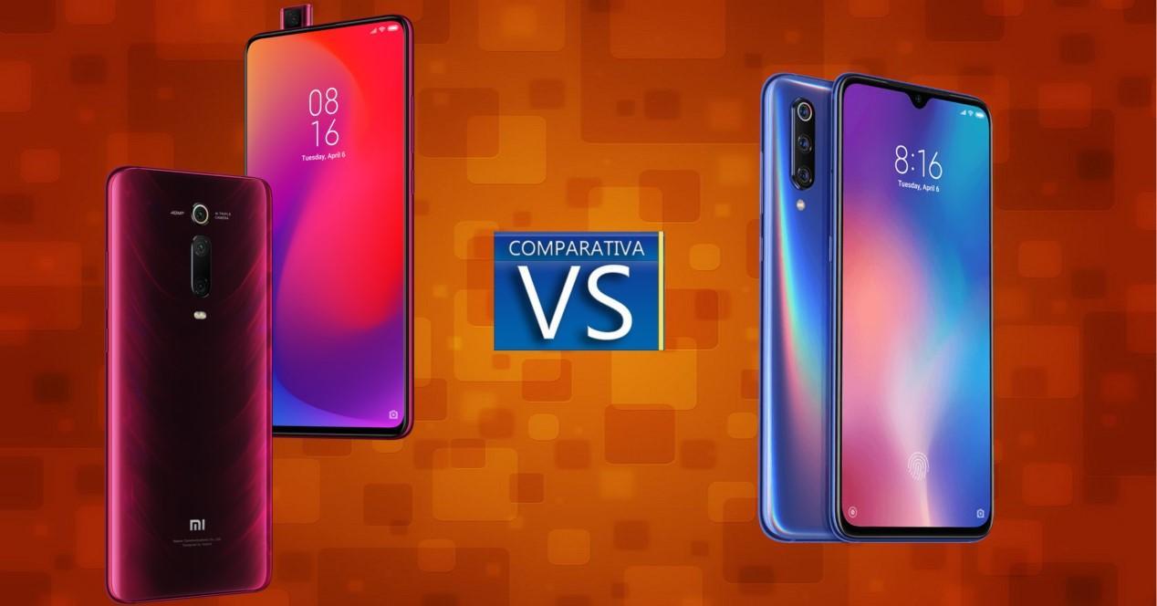 Xiaomi Mi 9T Pro vs Xiaomi Mi 9