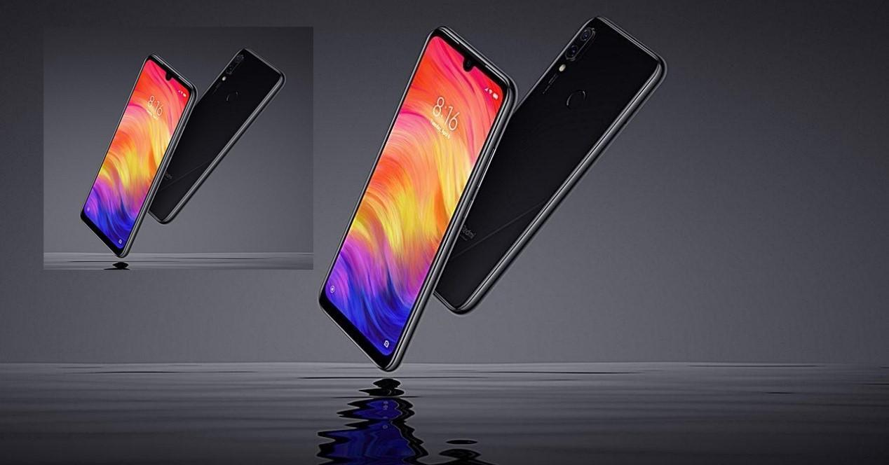 Xiaomi captura pantalla