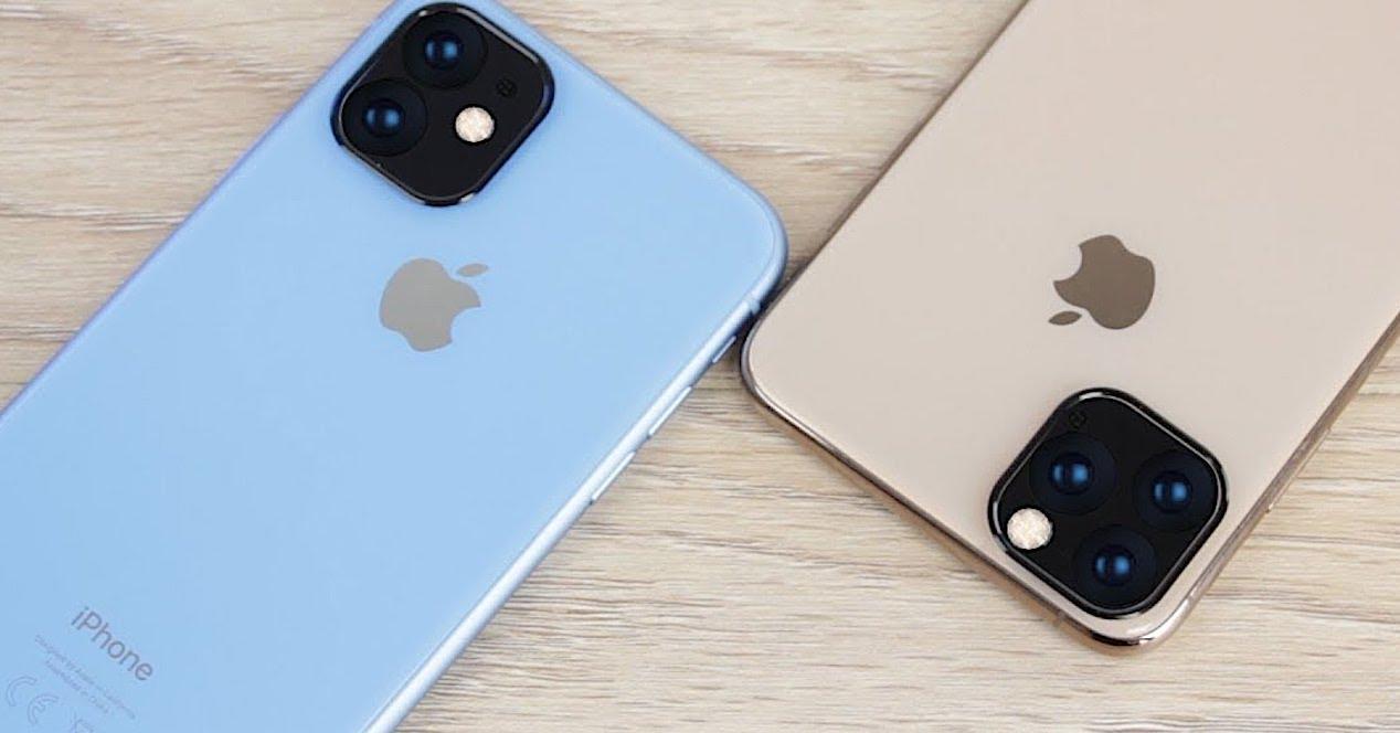 iphones 2019