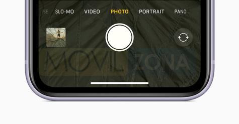 Apple iPhone 11 detalle