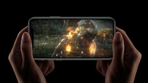 Apple iPhone 11 Pro juegos