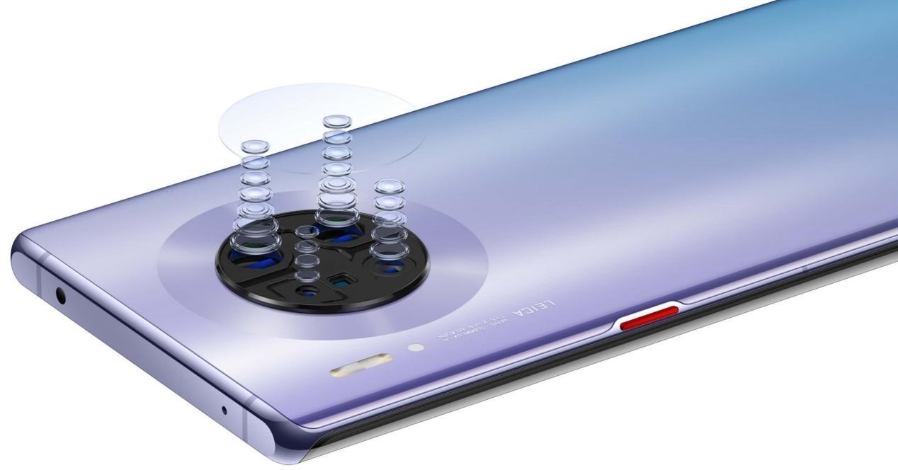 Huawei MAte 30 Pro camaras 02