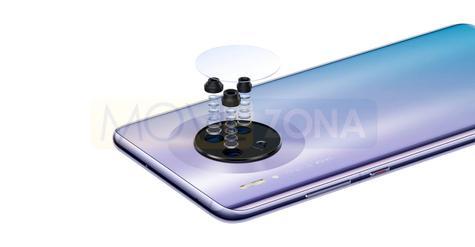 Huawei Mate 30 lentes