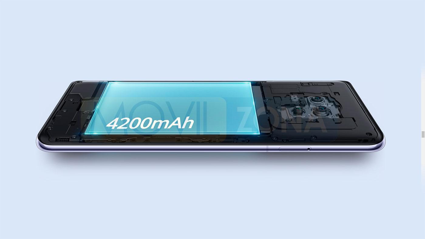 Huawei Mate 30 batería