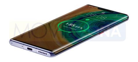 Huawei Mate 30 Pro carga rápida