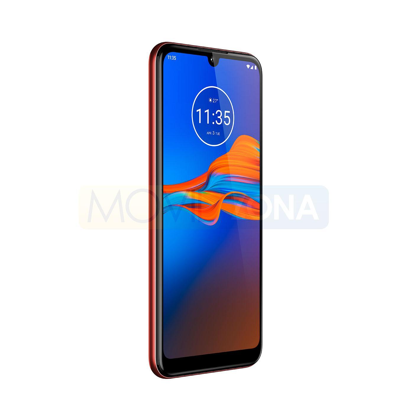 Motorola Moto E6 Plus azul