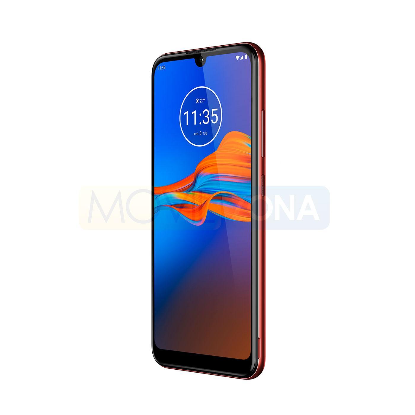 Motorola Moto E6 Plus display