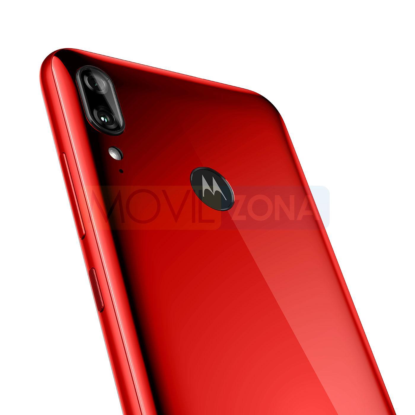 Motorola Moto E6 Plus cámara