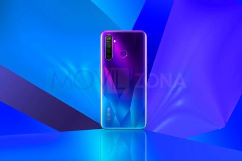 Realme 5 Pro violeta