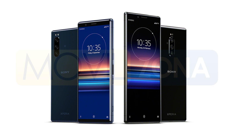 Sony Xperia 5 negro