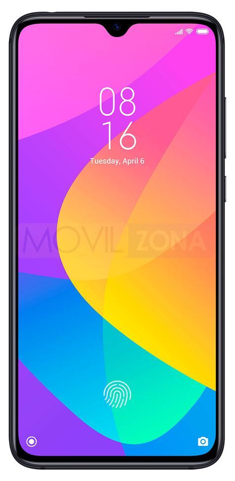 Xiaomi Mi 9 Lite frontal