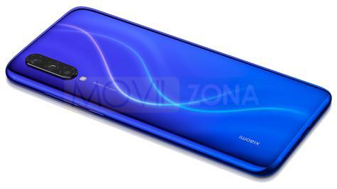 Xiaomi Mi 9 Lite azul cámara