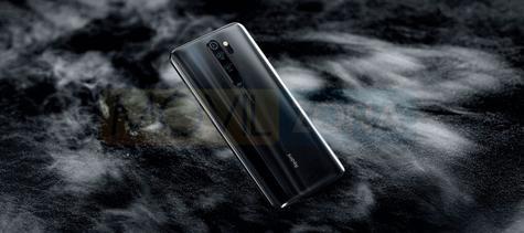 Xiaomi Redmi Note 8 Pro negro