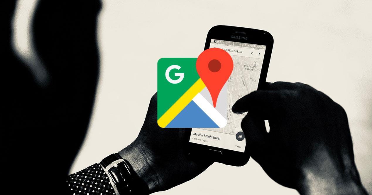 Street View en Google Maps