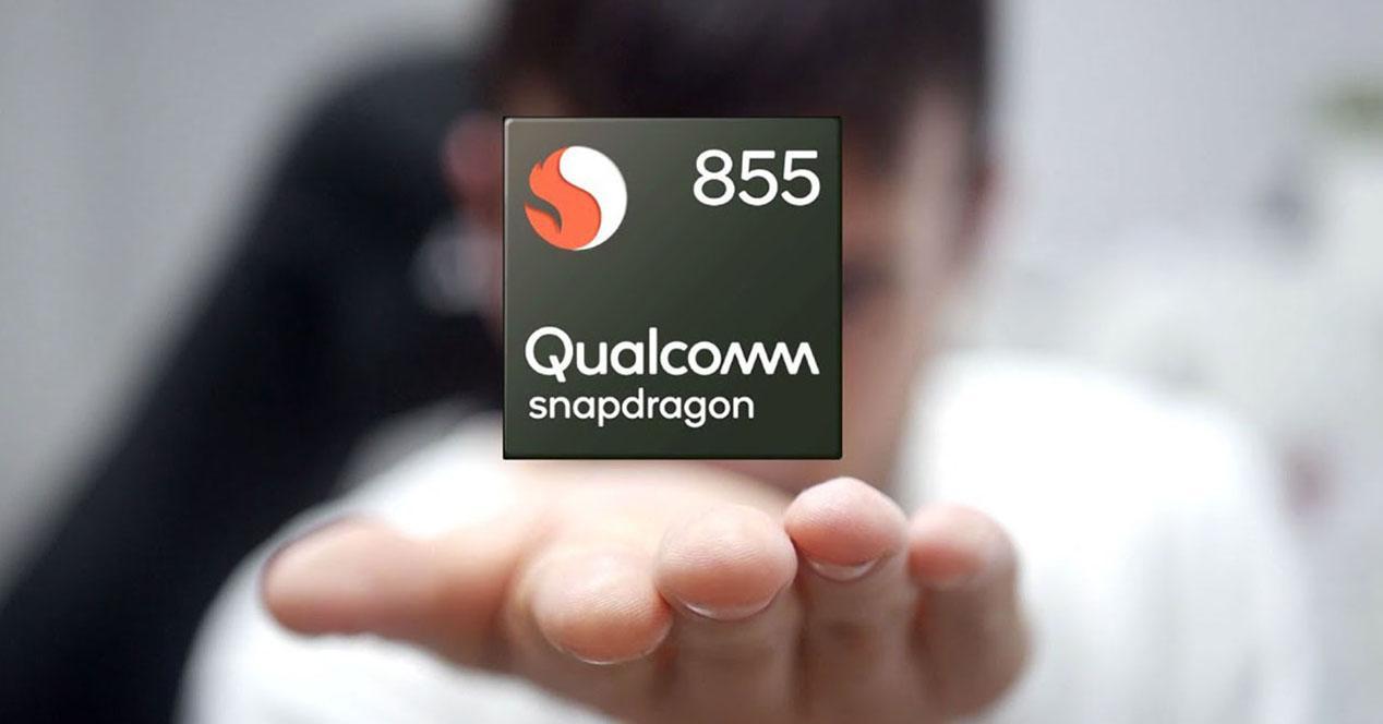 Procesador Snapdragon 855