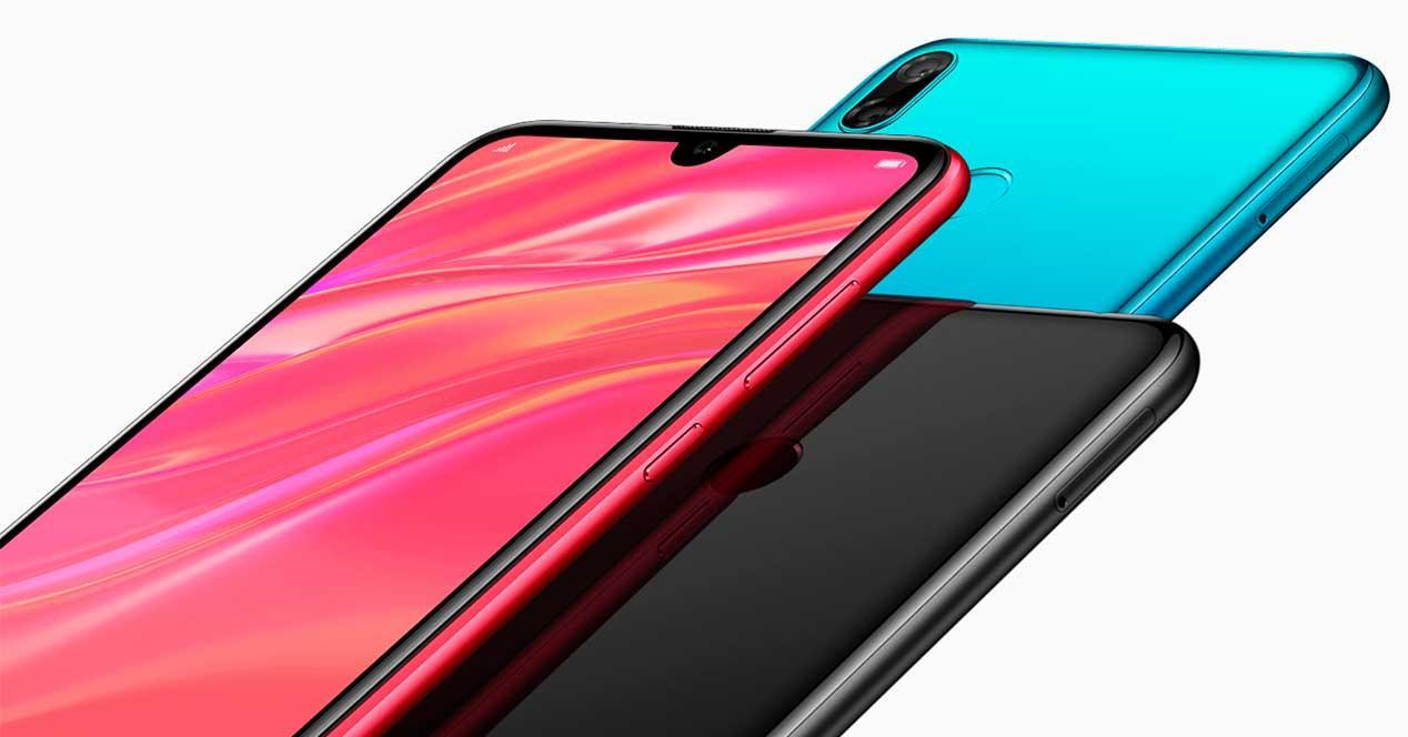comprar el Huawei Y7 de 2019