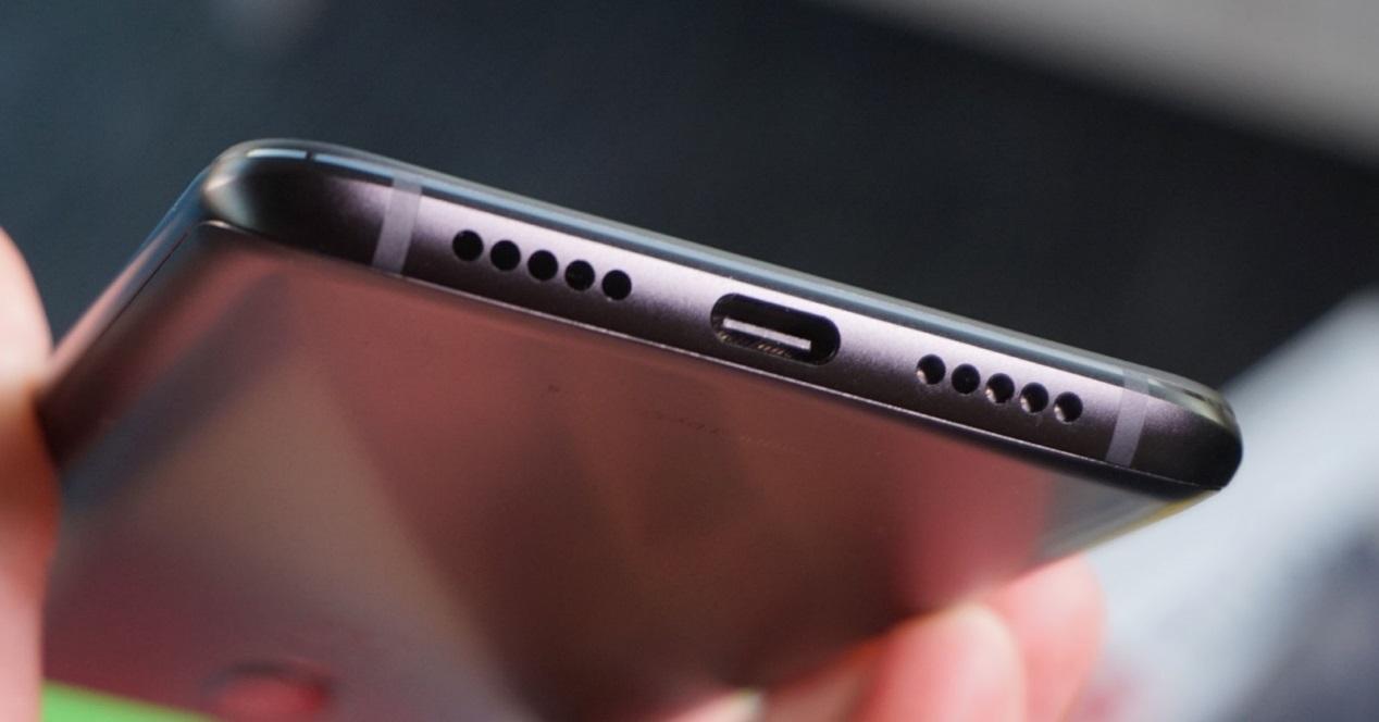 Altavoz OnePlus 6T