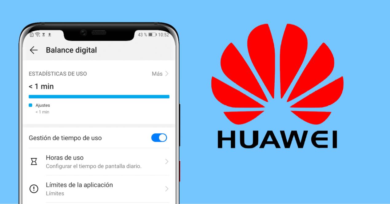 Balance Digital Huawei