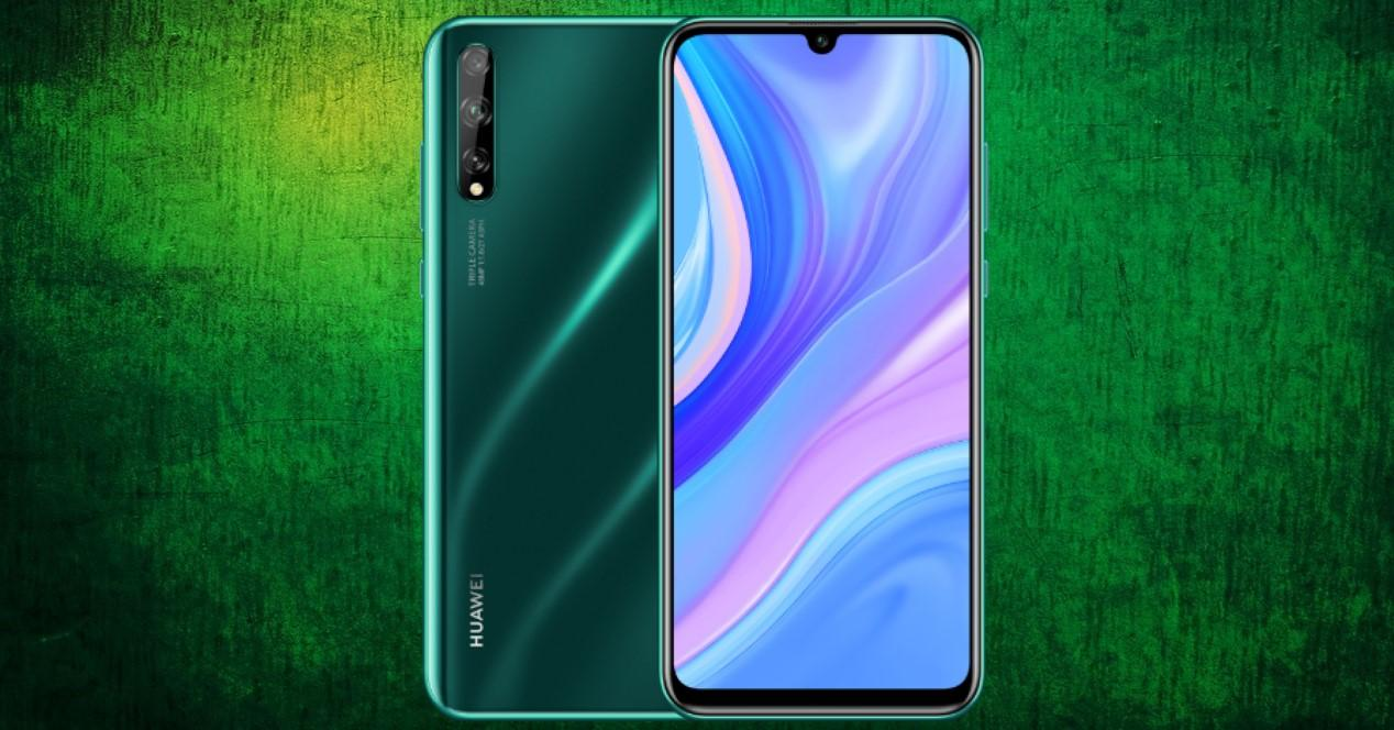 Huawei Enjoy 10s verde