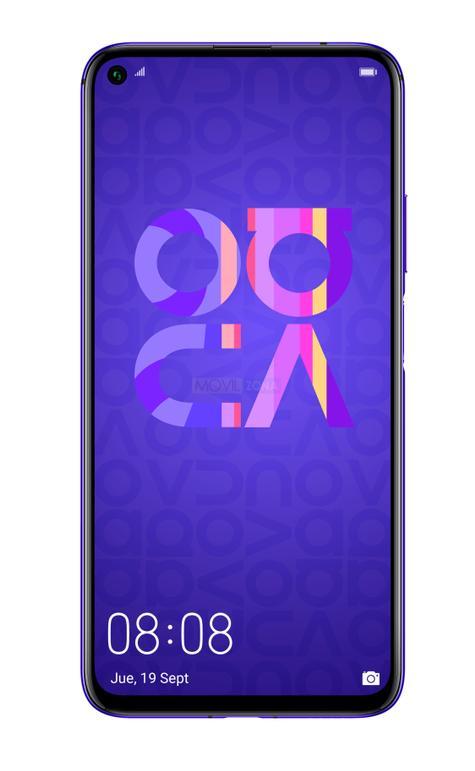 Huawei Nova 5T frontal