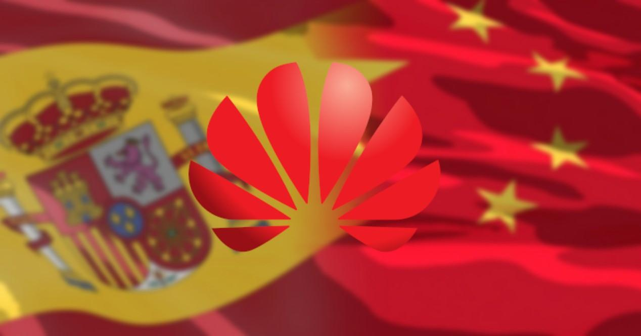 Huawei china España 01