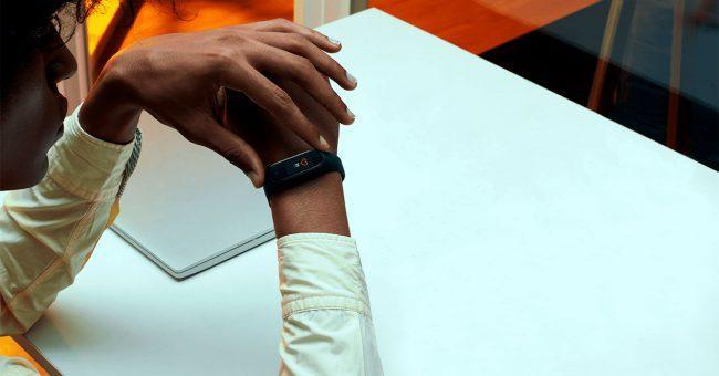 Xiaomi Oma bändi 4