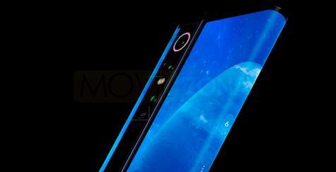 Xiaomi Mi Mix Alpha cámara