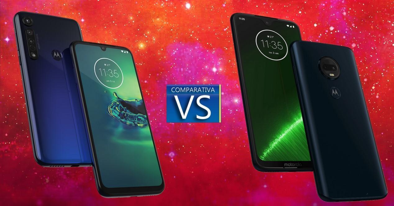 Moto G8 Plus vs Moto G7 Plus