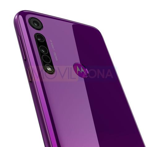 Motorola One Macro cámaras