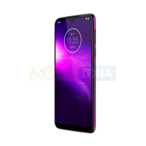 Motorola One Macro display