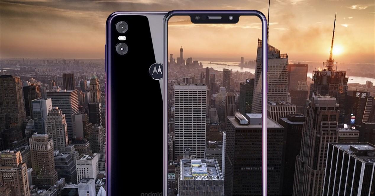 Motorola One fondo nueva york