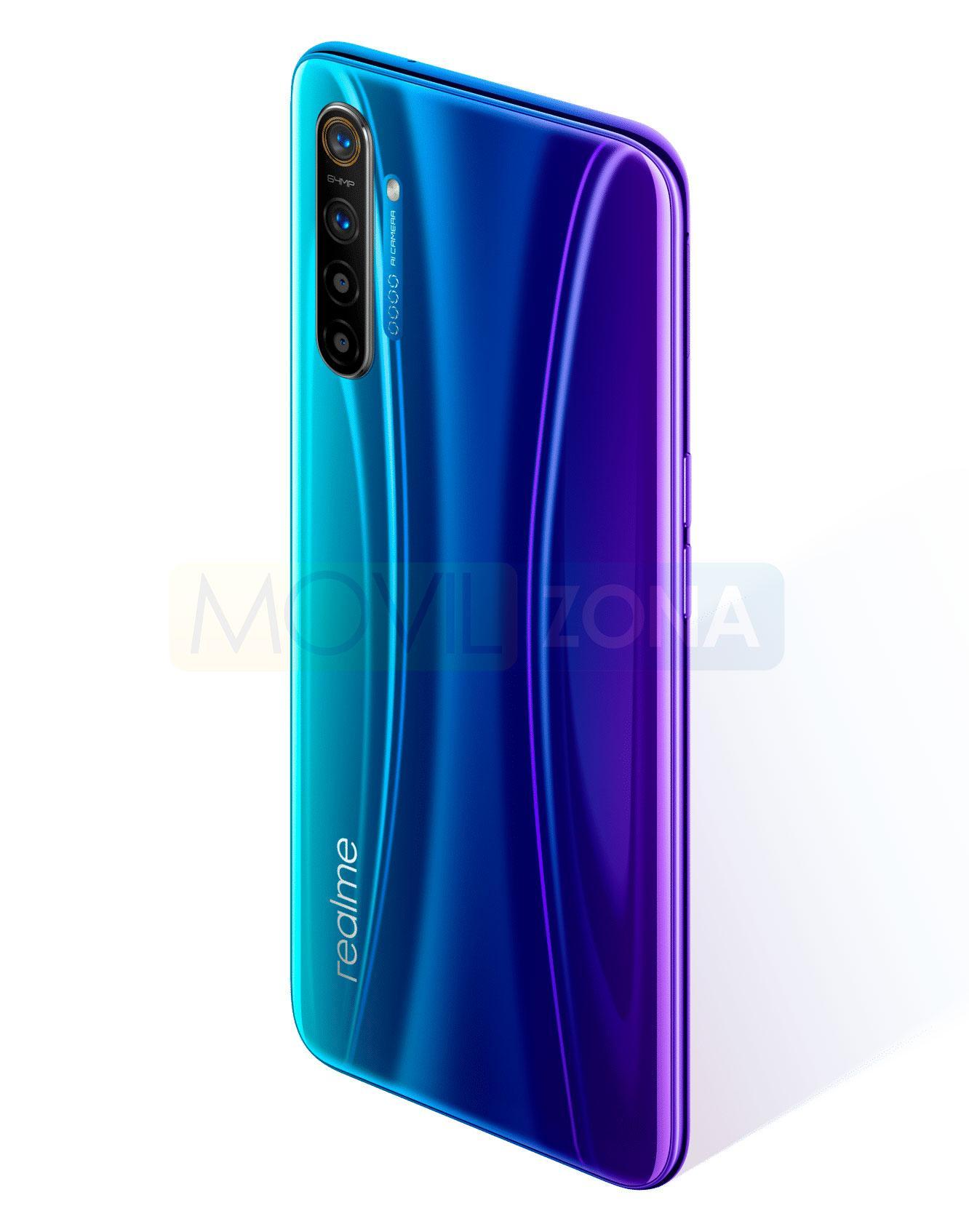 Realme X2 azul